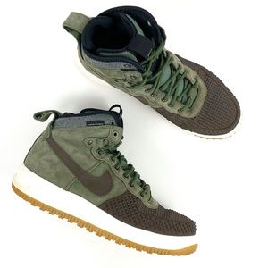 NIKE Men's Lunar Force Duck Boot Sneakers Size 9